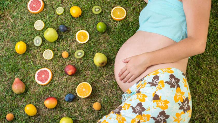 Une nutrition pour la grossesse