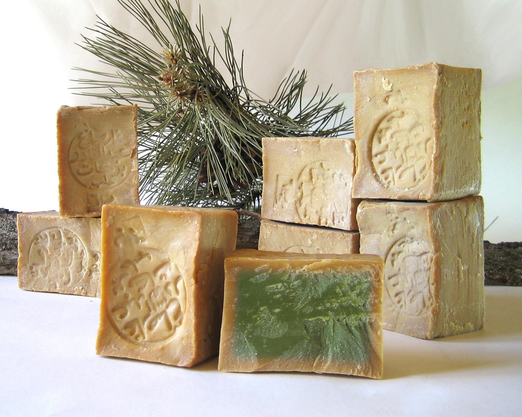 Les multiples vertus du savon d'Alep