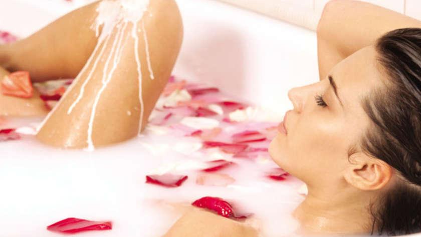 Des bains relaxants à faire chez soi