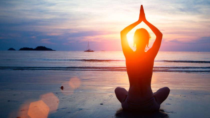 Un peu de yoga pour une bonne humeur