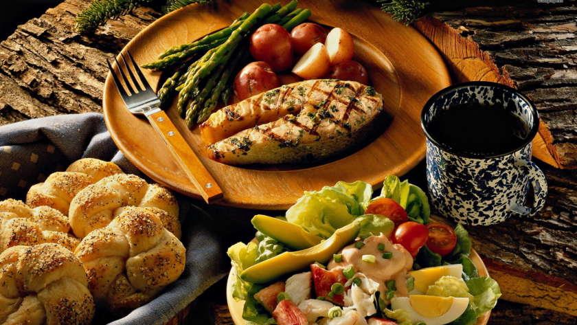 La nutrition est un programme alimentaire