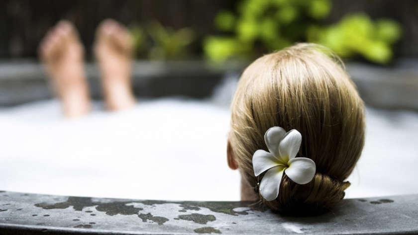 Une séance de spa pour une remise en forme